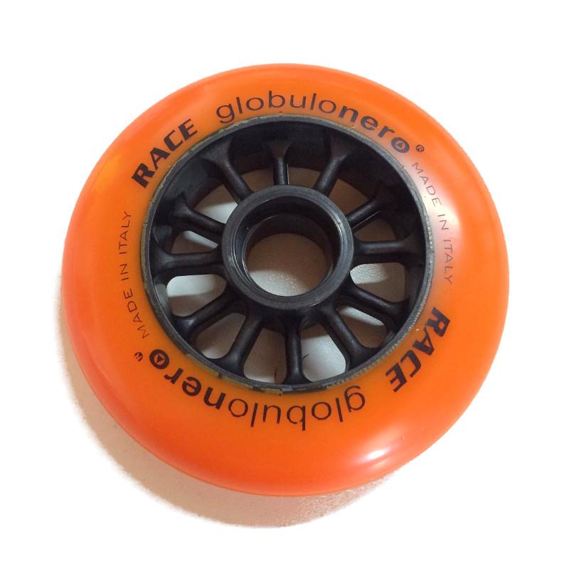GlobuloNero ruote skiroll skating S5 Gara