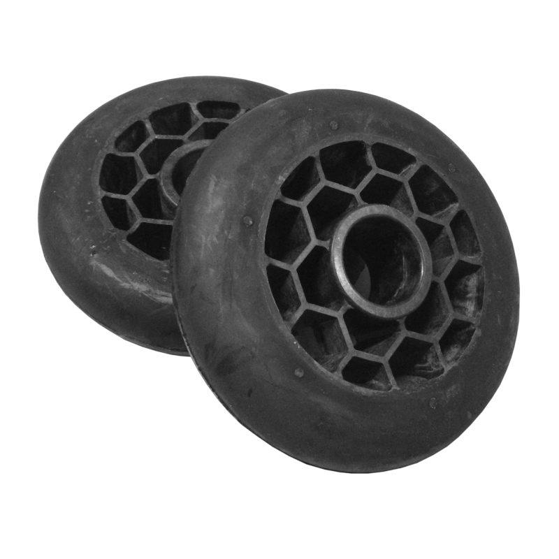 GlobuloNero ruote skiroll Hexagon
